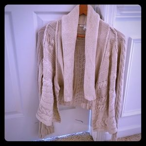 Banana Republic knit cardigan sweater